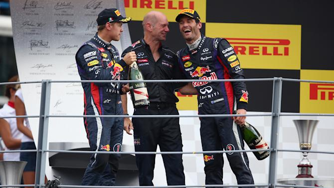 F1 Grand Prix of Italy - Race
