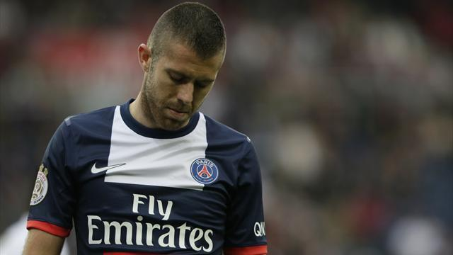 Ligue 1 - Menez: 'I'm leaving PSG'