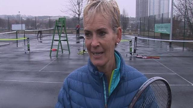 Tennis - Judy Murray confident in youth for Fed Cup