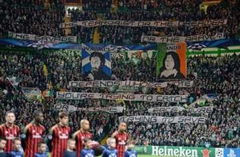 Celtic hit with UEFA fine for 'illicit' banners
