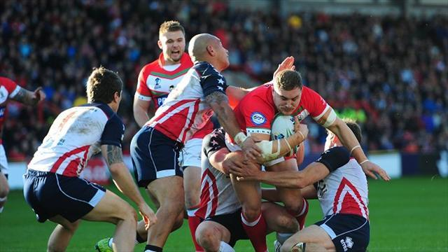 Rugby League - Harris rues missed opportunities