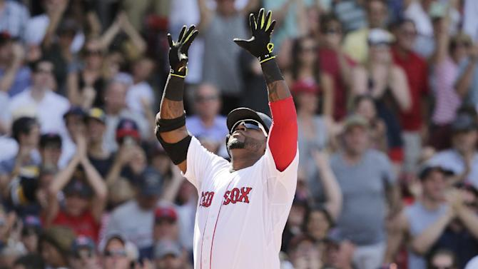 MLB on Ortiz scoring flap: Respect the process