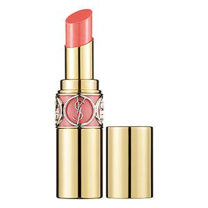 YSL Rouge Volupte Shine in Corail Intuitive