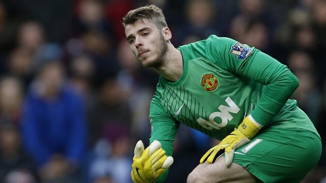 Premier League - De Gea: United working overtime