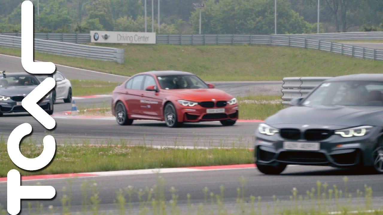 飄向極限  2018 BMW M Power Day 駕訓營 活動體驗 - TCAR