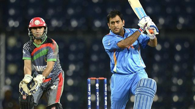 India overcome Afghanistan in World T20