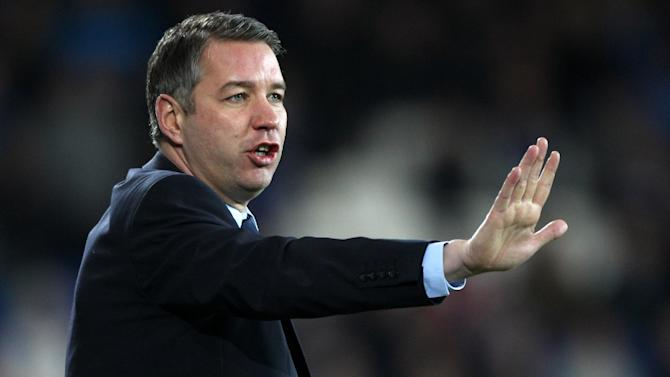 Darren Ferguson is in his second spell in charge at Peterborough