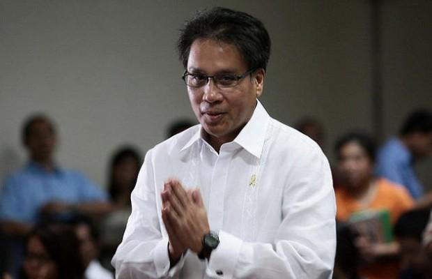 DILG Sec. Mar Roxas (File photo by NPPA Images)