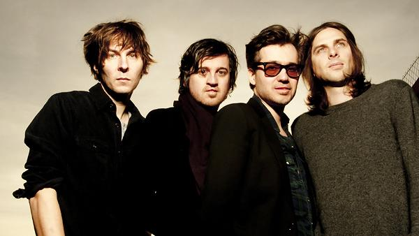 Phoenix Go Psychedelic on 'Bankrupt!' Album