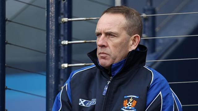 Scottish Premier League - Shiels: Give Nicholl Kilmarnock job