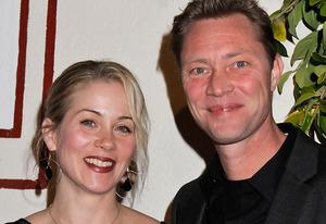 Christina Applegate and Martyn LeNoble | Photo Credits: Tibrina Hobson/FilmMagic