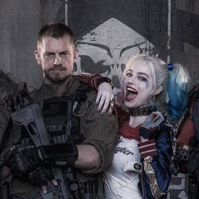 The Star-studded First Photo of DC's 'Suicide Squad'!