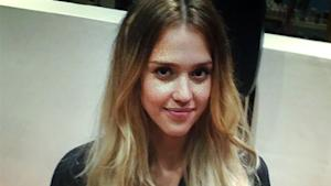 Jessica Alba Goes Blonde for 'Sin City 2'