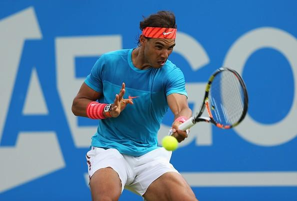 Rafael Nadal begins his Hamburg Open campaign with a three-set victory