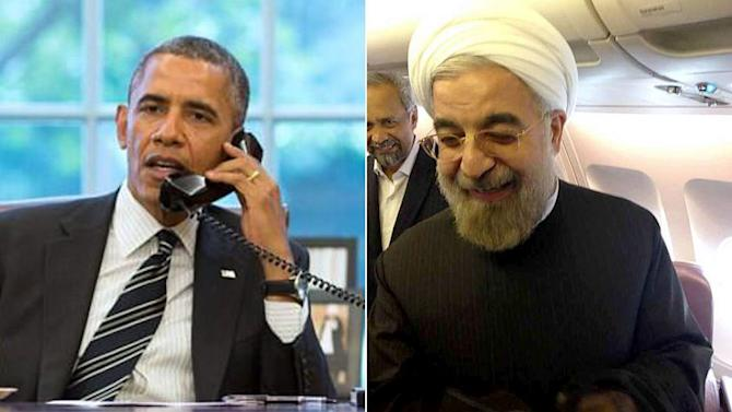 President Obama and Iranian President Discuss Nukes by Phone