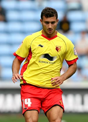Plymouth's new signing Ross Jenkins has featured just once for Watford this season