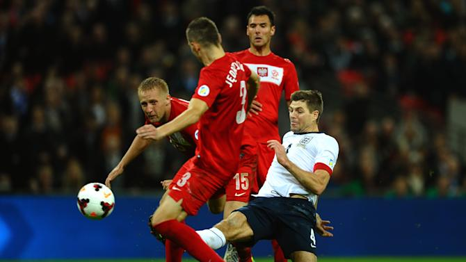 England v Poland - FIFA 2014 World Cup Qualifier