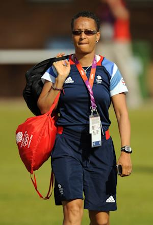 Hope Powell's England have been drawn in a group with France, Russia and Spain at the Euro 2013 finals