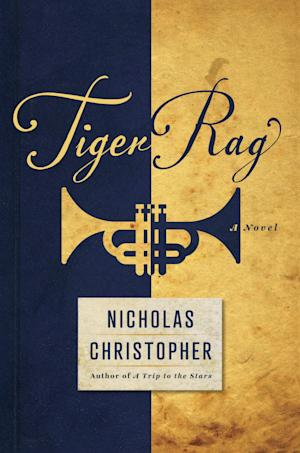 """This book cover image provided by The Dial Press shows """"Tiger Rag,"""" by Nicholas Christopher. With """"Tiger Rag,"""" Christopher has reached into jazz history to produce a novel that enriches the story of jazz legend Buddy Bolden and is a suspenseful modern drama about a fractured family as well. (AP Photo/The Dial Press)"""