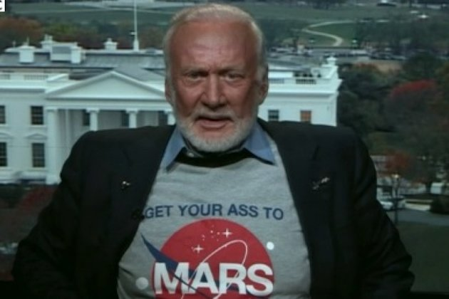 'Get your ass to Mars': Buzz Aldrin wants humans to permanently occupy Mars (TheJournal.ie)