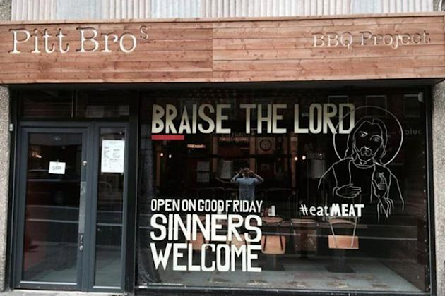 Good Friday BYOB event axed by Dublin restaurant over legal fears