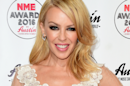 Kylie Minogue de retour en studio pour enregistrer son nouvel album (photo)