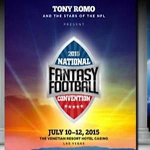 Fantasy football fans gear up for inaugural convention