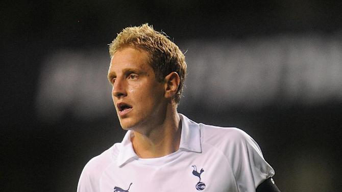 Villas-Boas believes Spurs have enough defenders to cope without Michael Dawson, pictured, should he leave the club