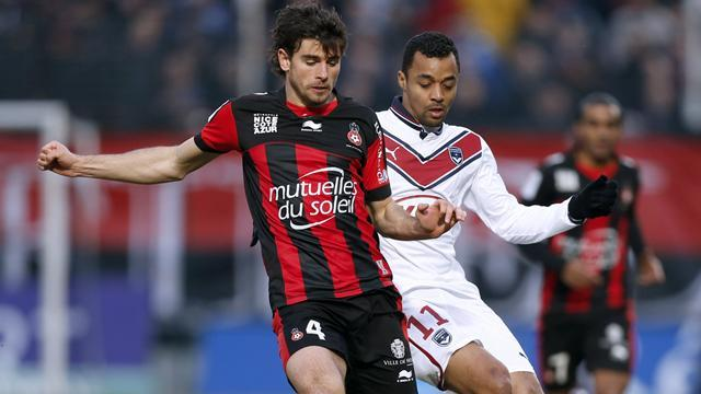 Ligue 1 - Defensive Bordeaux beat Nice to move up to fifth