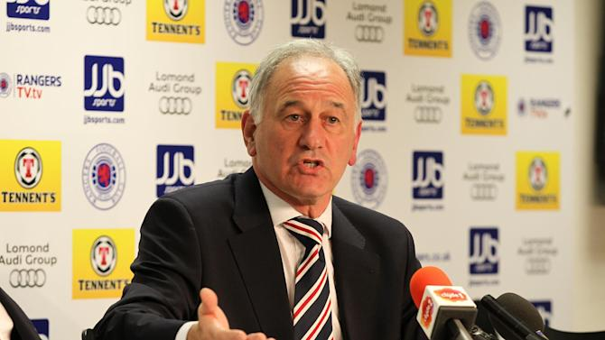 Charles Green believes player contracts should transfer to his newco Rangers