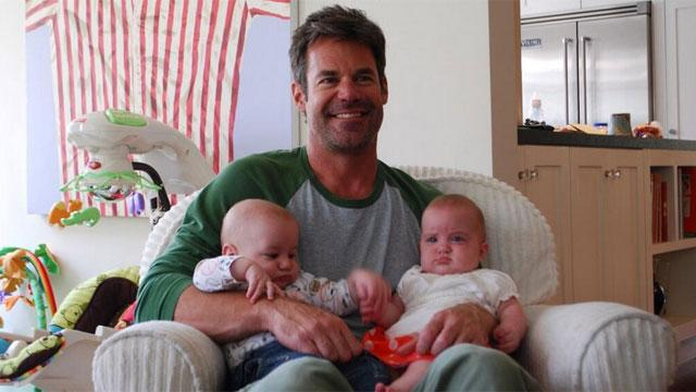 Tuc Watkins: I've Never Been Happier