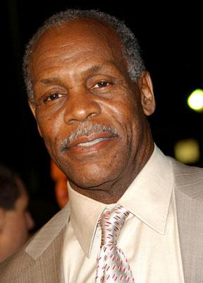 Danny Glover at the Los Angeles premiere of Paramount Pictures' Shooter