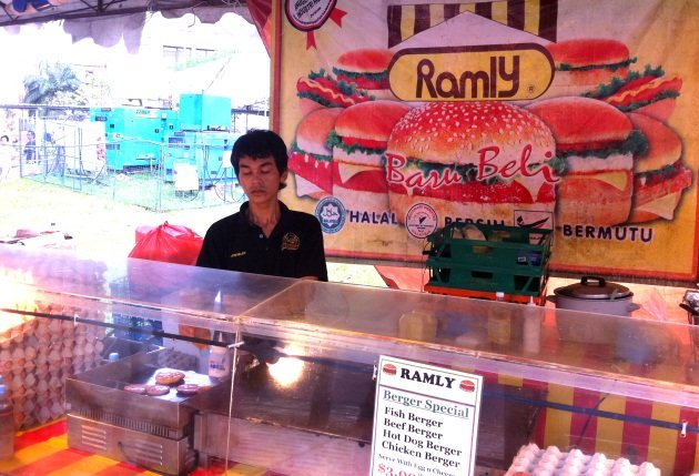 Do You Know That Ramly Burgers Are Banned In Singapore?