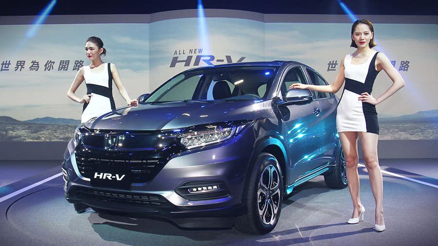 77.7萬元起 小改款Honda HR-V全新登場!