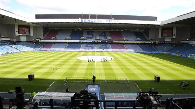Scottish Football - McCoist: Re-naming Ibrox would split opinion