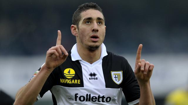 Serie A - Belfodil signs for Inter, happy to be at 'a top club'