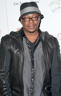 Bobby Brown Sobs at Concert Hours After Whitney Houston's Death