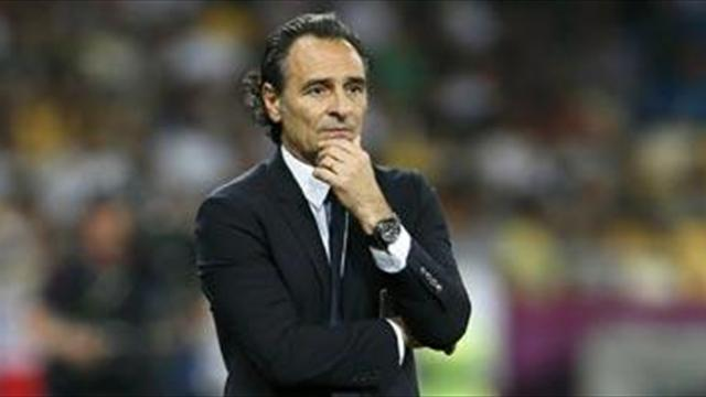 World Cup - Prandelli honoured to reach 50