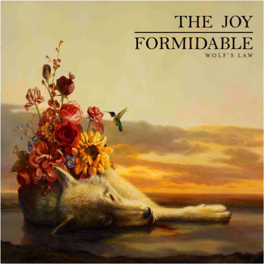"This CD cover image released by Canvasback/ATL shows ""Wolf's Law,"" by The Joy Formidable. (AP Photo/Canvasback/ATL)"