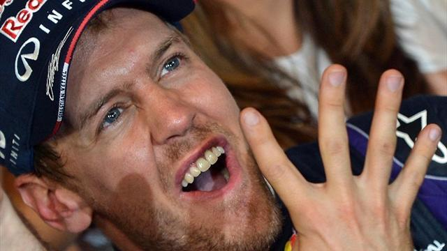 Formula 1 - 'Vettel can wipe Schumacher out of record books'