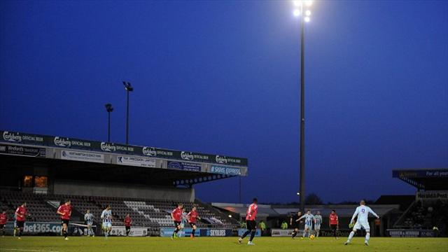 League One - Man quizzed in betting fraud probe after Coventry City-Crawley Town match