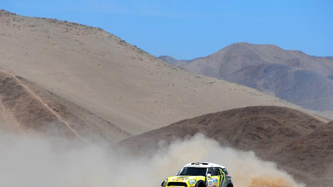 2013 Dakar Rally - Day Twelve