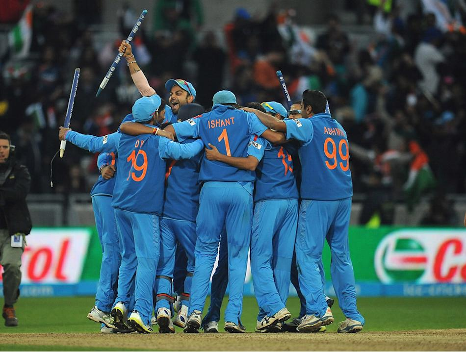 [CPOTW30613] England v India: Final - ICC Champions Trophy