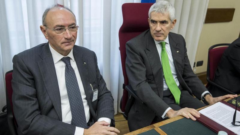 """Etruria, Ghizzoni: """"Boschi chiese di valutare un intervento ma non ci furono pressioni"""""""