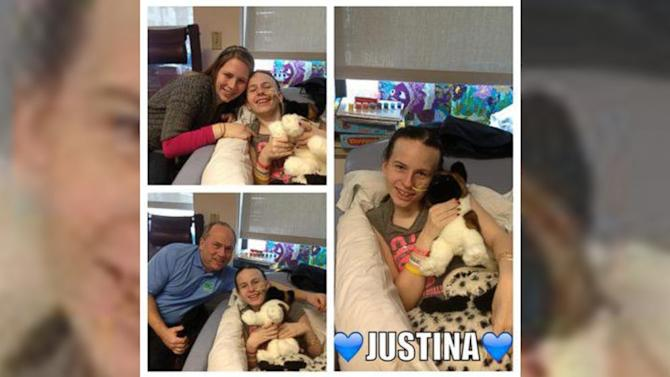 Parents Hail Small Victory for Justina Pelletier as Tufts Doctors Take Charge
