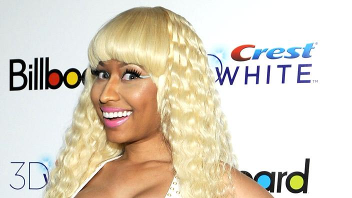 Nicki Minaj Billboards Sixth Annual Women In Music Event