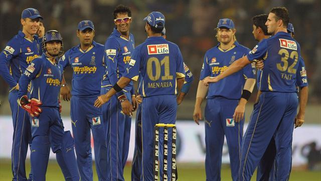 Champions League T20 - Royals earn home semi-final with Otago win