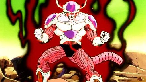 (Dub) Frieza's Second Transformation