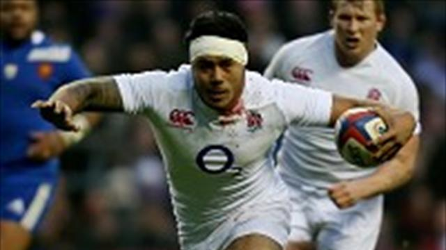 Rugby - Try hero Tuilagi reveals ear horror