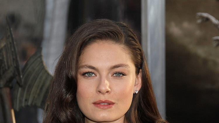 Clash of the Titans LA Premiere 2010 Alexa Davalos